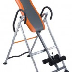 Innova Fitness ITX9300 Deluxe Inversion Therapy Table with Safety Bar System
