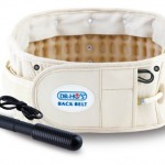 DR-HO's 2-In-1 Back Relief Belt, Size A: 25 – 41 Inch