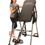 Iroman High Capacity Memory Foam Inversion Table